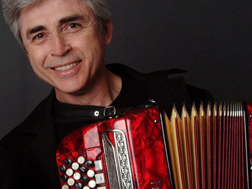 Musique traditionnelle avec Alfred Marin